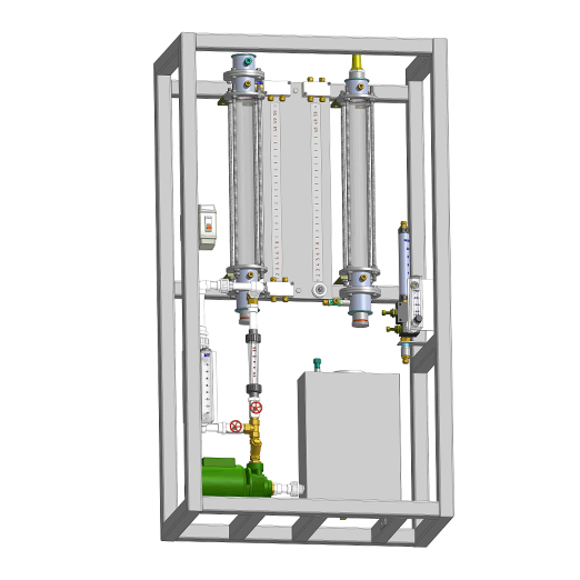 Fixed & Fluidized Bed Unit