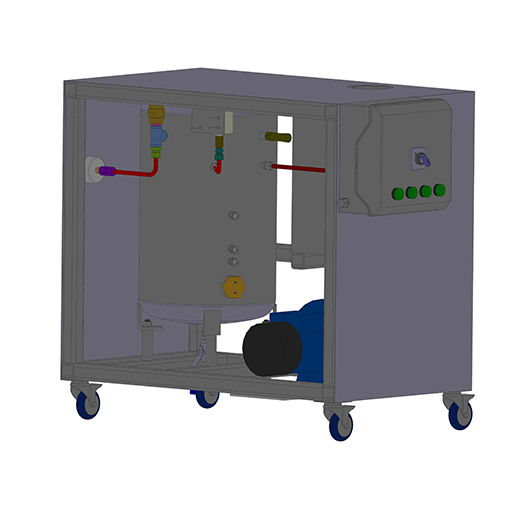 Steam Boiler Unit